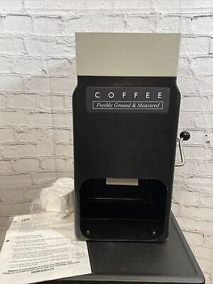 Vtg Wilbur Curtis Co. Mcd-7g Measured Coffee Dispenser 1999