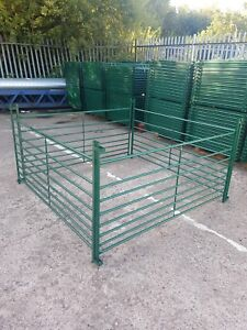 Sheep Hurdles- Brand New, Heavy Duty High Quality Loop Top and Bottom