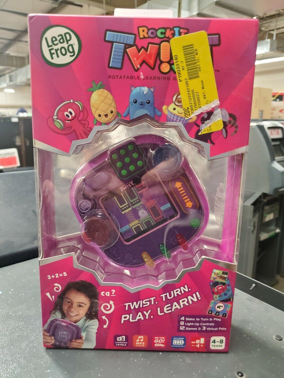 rockit twist kids handheld learning game system