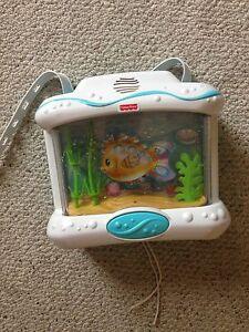 Music night fish