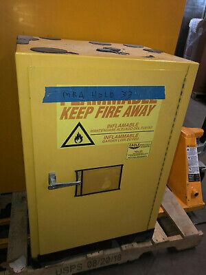Eagle Model 1925 Safety Storage Cabinet 12 Gal -