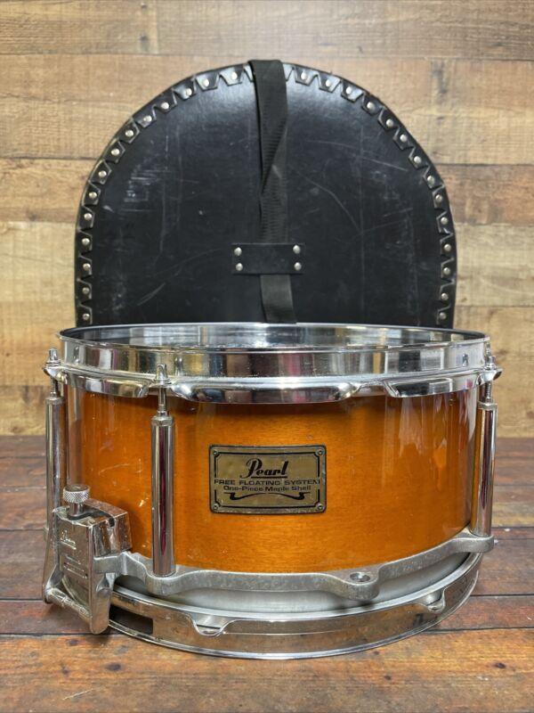 "Pearl Free Floating Snare Drum 6.5"" x14"" Original Japan made"