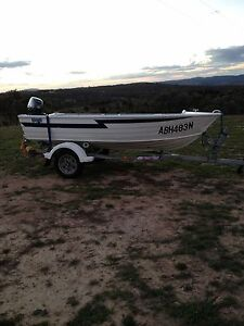 GOOD BOAT IN GREAT CONDITION Queanbeyan Queanbeyan Area Preview