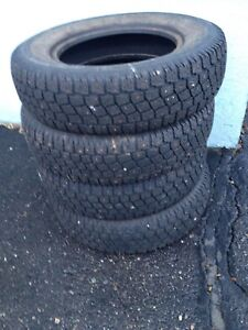185/75R14 Studded winter tires