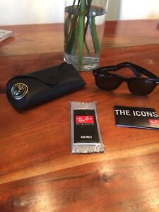 Ray Ban RB2140901 wayfarer sunglasses