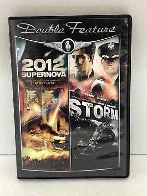 2012 Supernova/Storm Double Feature (DVD)