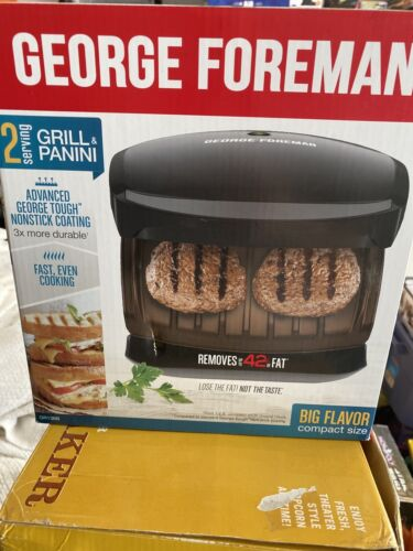 2 serving grill and panini press model