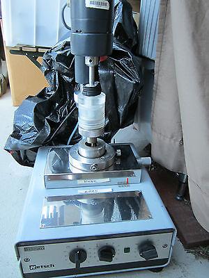 Retsch Brinkmann Spectro Mill Micro Grinder Pulverizer 20.441.0004 28k Factory