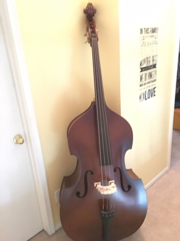 Christopher Academy Series Bass outfit 3/4 size. - $1000 (Houston)