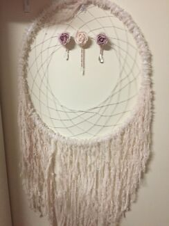 Huge handmade Dreamcatcher