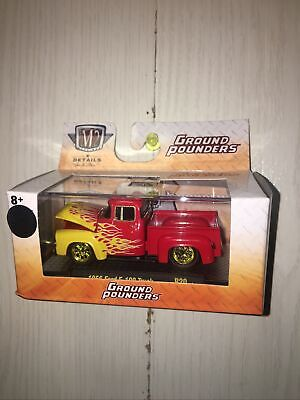 CASTLINE M2 MACHINES CHASE 1/750 1956 FORD F-100 TRUCK R20 FREE SHIPPING