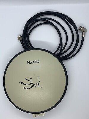 Novatel Gps-702-gg Dual-frequency Gps Glonass Pinwheel Gps Antenna