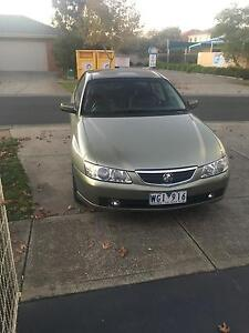 2004 Holden Berlina Sedan VYII Hoppers Crossing Wyndham Area Preview
