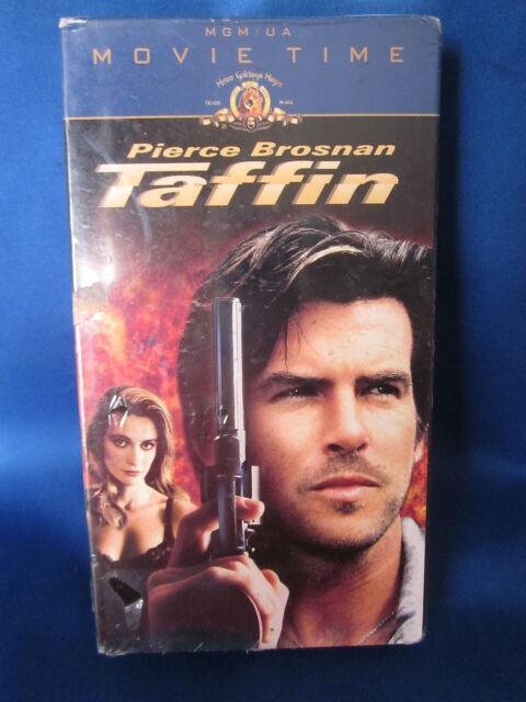 Taffin Pierce Brosnan VHS sealed