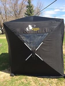 Two man ice tent
