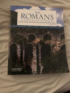 The romans from village to empire textbook