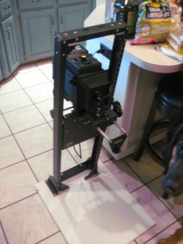 BESELER 23c III ENLARGER w/ lens Photography Darkroom Print Equipment Kit