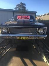 1970 Ford Fairmont Wagon V8 Auto Custom Interior Kingswood 2747 Penrith Area Preview