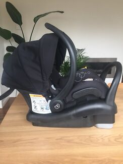 Maxi Cosi - Mico AP. Baby Capsule purchased September 2017