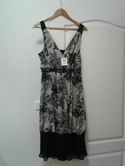 Rockmans Dress Size 14 Brand New