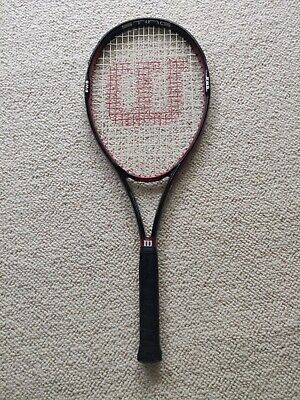 Wilson Sting Tennis Racket & Case