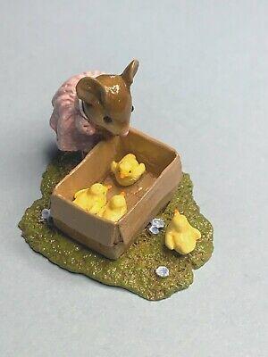 WEE FOREST FOLK M-347s 2008 SPRING PEEPERS