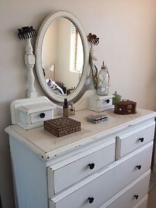 Dressing Table Tall Boy Cooks Hill Newcastle Area Preview