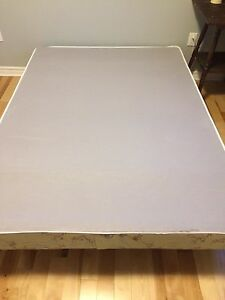 Like New Boxspring in Excellent Condition