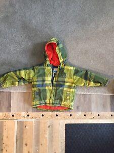Boys Columbia Winter Jacket Size XXS