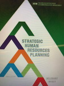 Strategic Human Resources Planning sixth edition