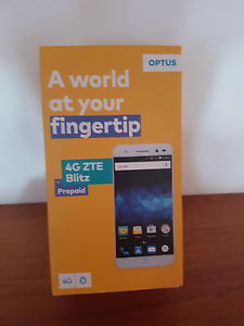 ZTE Blitz mobile phone Kempsey Kempsey Area Preview