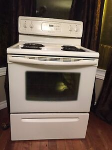 Electric Stove - $50