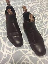 RM Williams - Brown - Sz 7H - Brand New Lutwyche Brisbane North East Preview