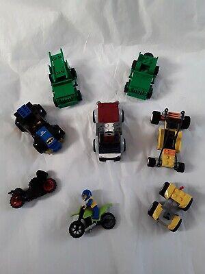 Lego Set Of Vehicles