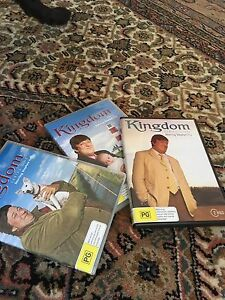 Series 1, 2 and 3 of Kingdom DVD Somers Mornington Peninsula Preview