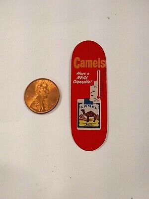 Vintage Style General Store Dollhouse Model Railroad Camel Sign New