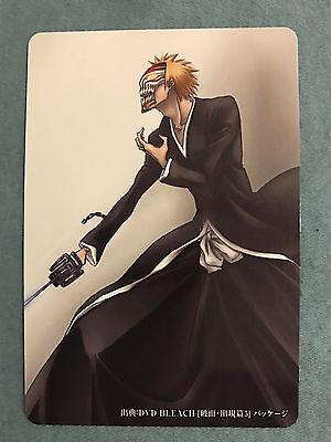 BLEACH Carddass Card Ichigo