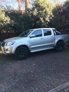 2012 Toyota Hilux Ute Blacktown Blacktown Area Preview