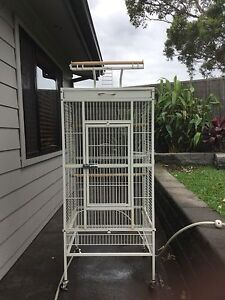 BIRD AVIARY / PARROT CAGE Jewells Lake Macquarie Area Preview