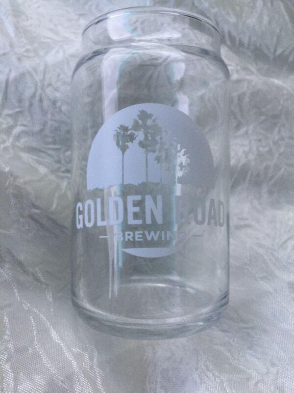Golden Road Brewing Glass