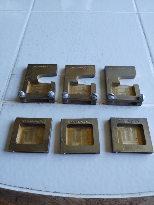 ( 3 Sets ) GOULD FUSE REDUCER CAT. NO.-R422 TYPE-R422