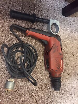 Powerful Hilti Te 1 Rotary Electric Hammer Drill Corded With Handle