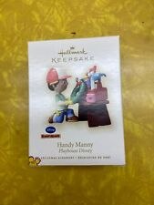 Hallmark Keepsake 2009 Playhouse Disney Handy Manny ...