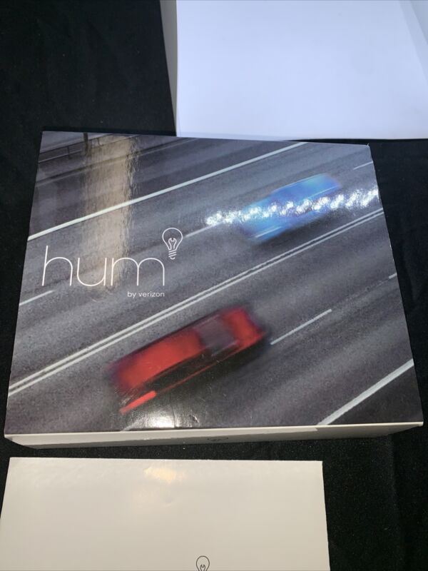 HUM BY VERIZON Auto AssistanceTelemetric Device