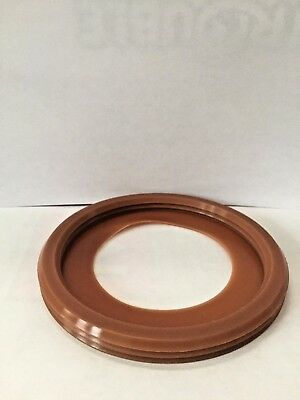 Bowl Gasket 4.5 Dia Rubber For Jet Spray Drink Dispenser Jht301 Js7 Jt20 321286