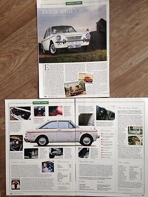 HILLMAN IMP - Classic Buying Guide Article - Classic & Sportscar Magazine
