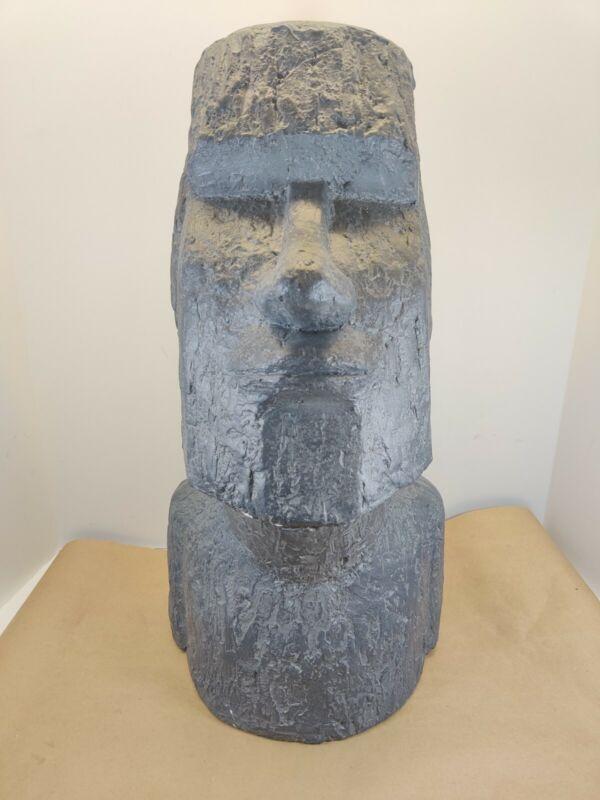 """Easter Island Moai Statue 22"""" Tall"""