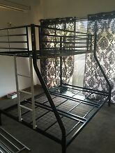 Double bunk beds for sale mattress can be included Arncliffe Rockdale Area Preview