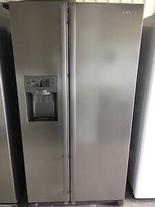 Samsung 585Ltr Stainless Side by Side with 2 months warranty Forest Glen Maroochydore Area Preview