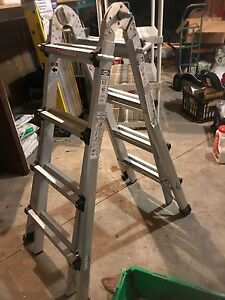 multi function 22' ladder - $175.00